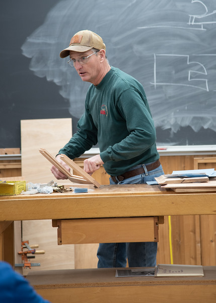 Basic Cabinetmaking with Marc Adams