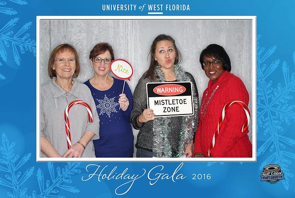 UWF Holiday Gala 2016