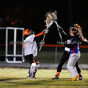 Girls Lacrosse TC Williams 3/21/13