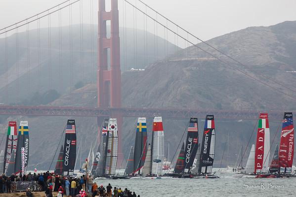 America's Cup San Francisco 2012