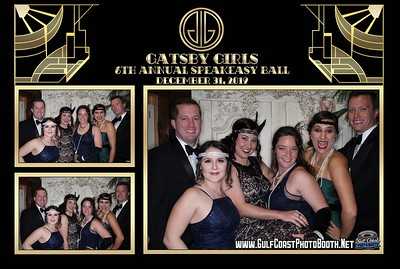 Gatsby Girls Speakeasy 2019