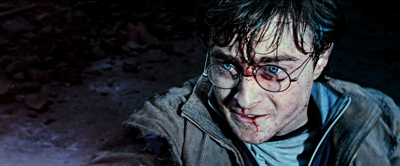 Harry Potter (Ultra HD blu ray HDR10)