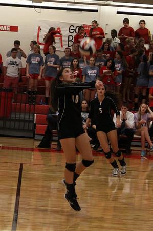 BL JV Volleyball vs UA (9/24/13)