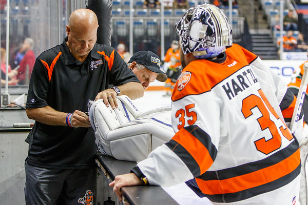 11/18/16 Komets vs. Quad City
