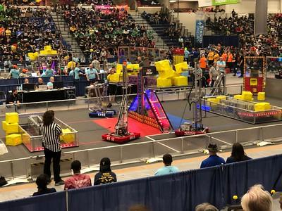 DreadBots Robotics 2018