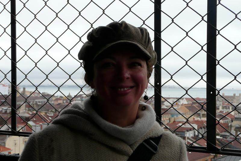 Smiling Chick. Bairro Alto, Lisbon