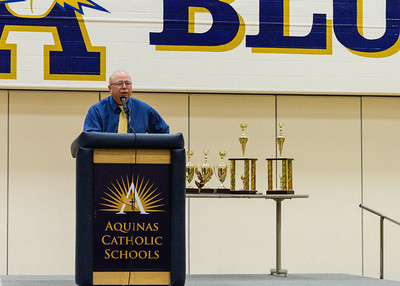 2012 AQUINAS SPORTS BANQUET, SUN MAY 20