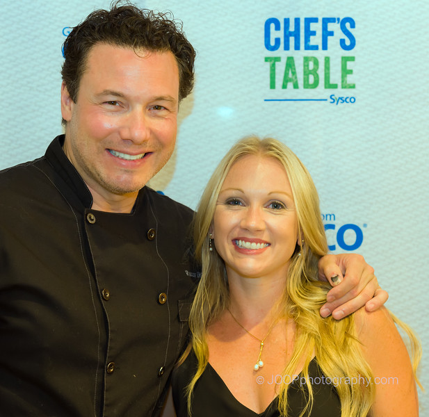 Sysco Chef's Table Event - Chef Rocco Dispirito