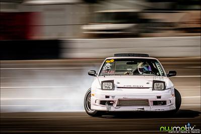 Evergreen Drift Pro-Am Round 5 2012