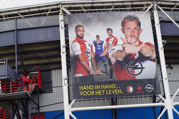Feynoord vs. Ajax - Nov 2015