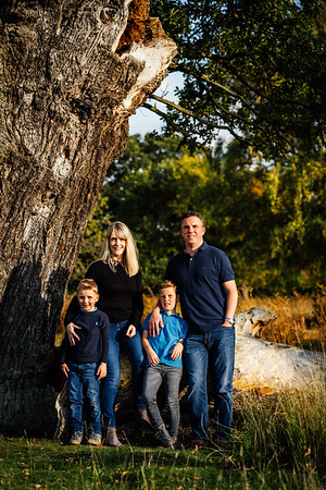 Blanchard Family Portrait Shoot 2018