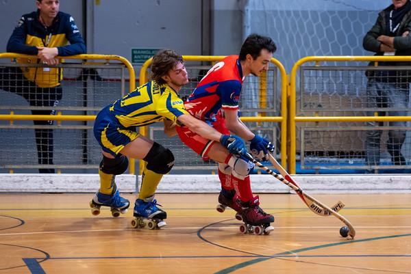 Serie B: Minimotor Correggio Hockey vs Pico Mirandola