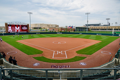 2021-Apr-30 NCAA Softball | Texas A&M Aggies v Kentucky Wildcats