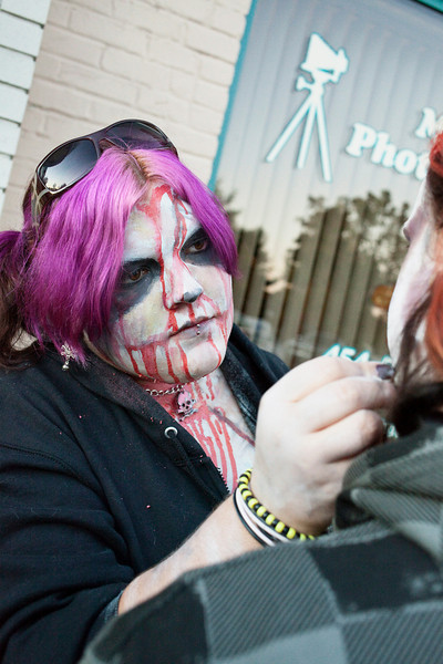 #92 4th Annual Zombie Prom, 10/15/10