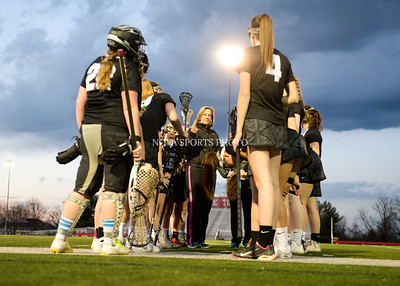 Girls Lacrosse: Dominion vs. Herndon 3.17.16