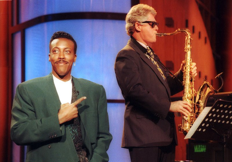 ". <p><b> Arsenio Hall fans got great news last week when the comedian did this for the first time in nearly two decades � </b> <p> A. Hosted a late-night talk show  <p> B. Starred in a major motion picture  <p> C. Got off his couch  <p><b><a href=\'http://tv.nytimes.com/2013/09/11/arts/television/arsenio-hall-show-returns-with-much-familiarity.html?_r=0\' target=""_blank\"">HUH?</a></b> <p>    (AP Photo/Reed Saxon, File)"