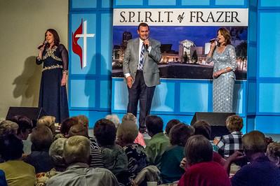 "SPIRIT of Frazer  ""Heartline""  May 12, 2016"