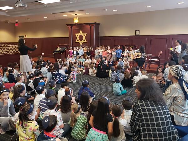 EC Shabbat B'Yachad Program 3-6-20