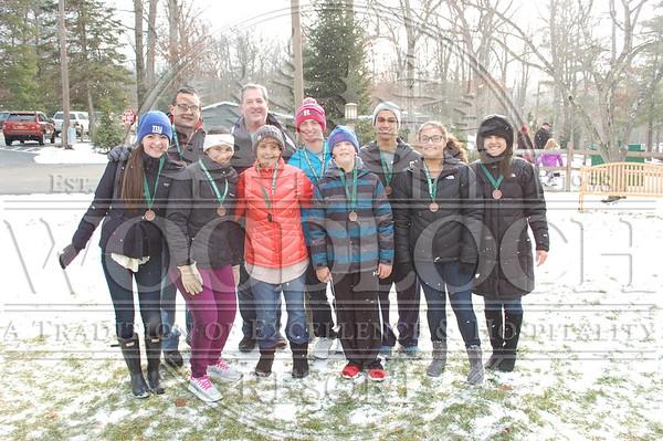 November 29 - Family Olympics