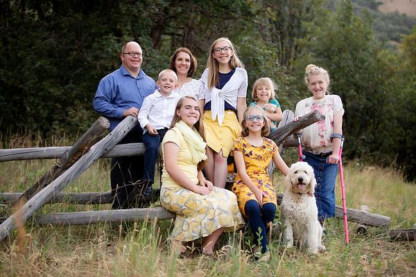 Whitaker Family - 2019