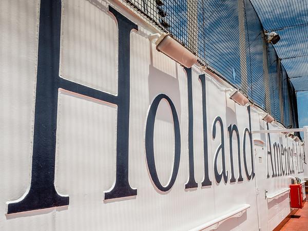 Holland American Canada/New England Cruise