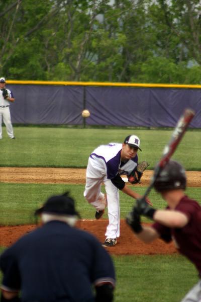 2013 Varsity Baseball vs. Turpin