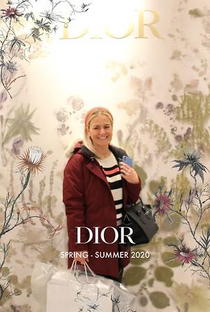 Dior, Sloane Street (05/03/20)