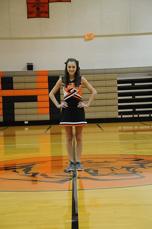 Ryan Cheer Leading Photo Shoot - 2016