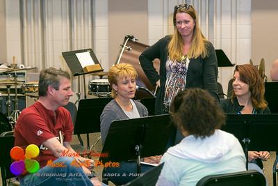 Band Parents board meeting May 19, 2014