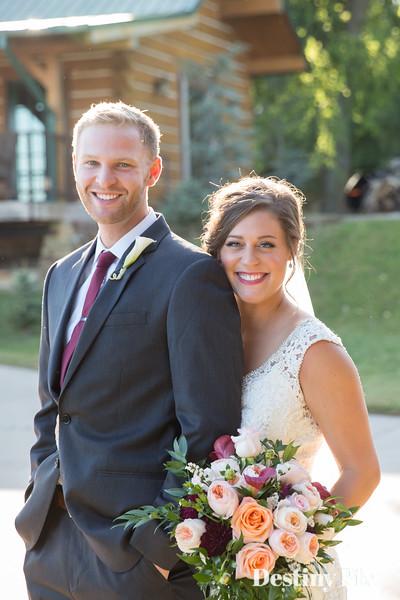 Rachel and Brandon's Wedding Pix