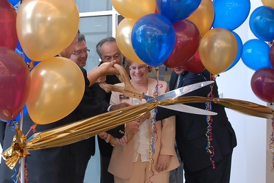 University of Akron-Ribbon Cutting Ceremony