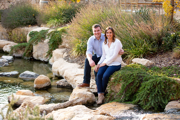 Weston and Kelly's Terra Mia Engagement Paso Robles