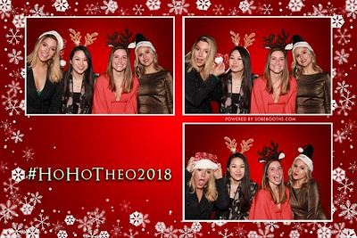 Theofilos Holiday Party, December 21st, 2018