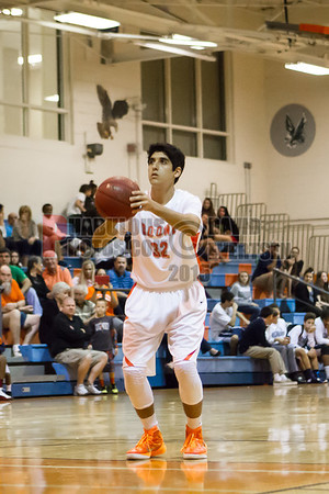 Boys Varsity Basketball Player Number Galleries - 2014