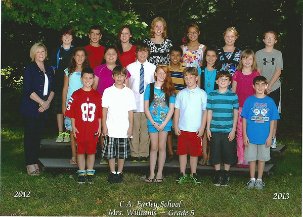 class room pics grade 5