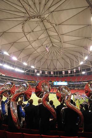 2011-08-20 vs Peachtree Ridge at GA Dome