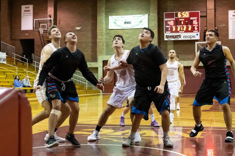 Willamette Bearcats vs Northwest Indian Eagles