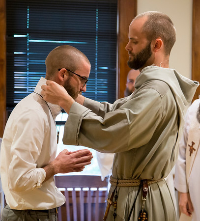 Reception of Postulants 2018