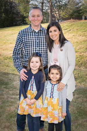Mcgrath Family 2019 Family Photos