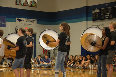 Pep Rally Sept. 17, 2010