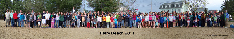 Ferry Beach 2011