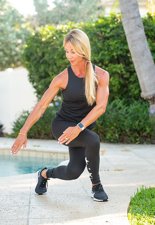 Fitness Shoot with Ashley Cope