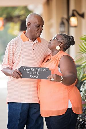 Mr. & Mrs. Mullins   40th Anniversary