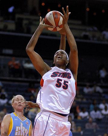 8/12/06 - WNBA: Charlotte Sting vs Chicago Sky