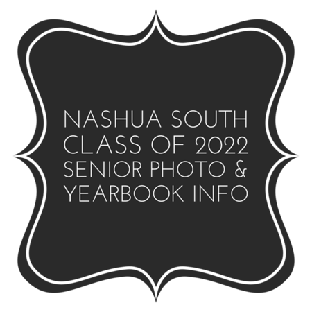 2021/06/11 Nashua South Class of 2022 Yearbook Info