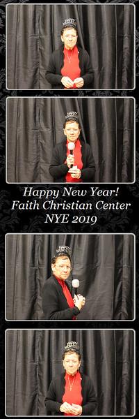 12.31 19 Faith Christian Center NYE (K)