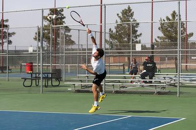 CU vs CSU  Tennis Men