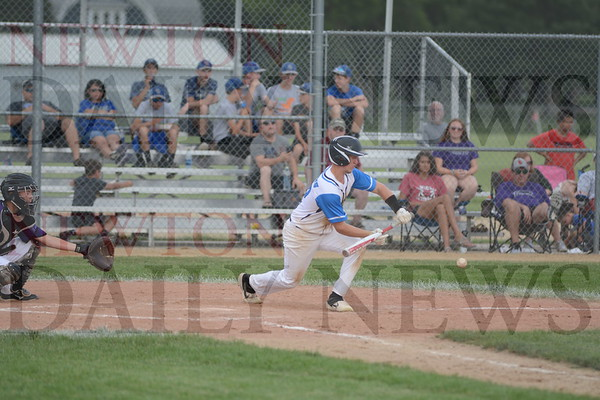 Baxter Baseball vs. Lynnville-Sully 7-13-19