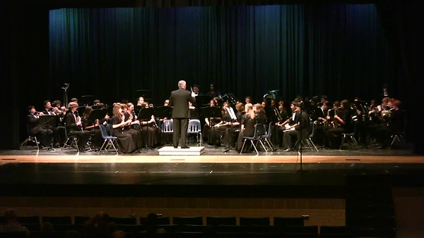 2009-2010 Symphonic Band and Wind Ensemble