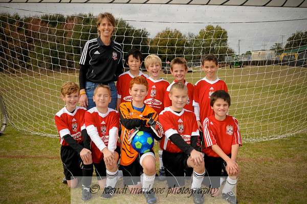 HCU U10 Soccer Team Photos - Scouts